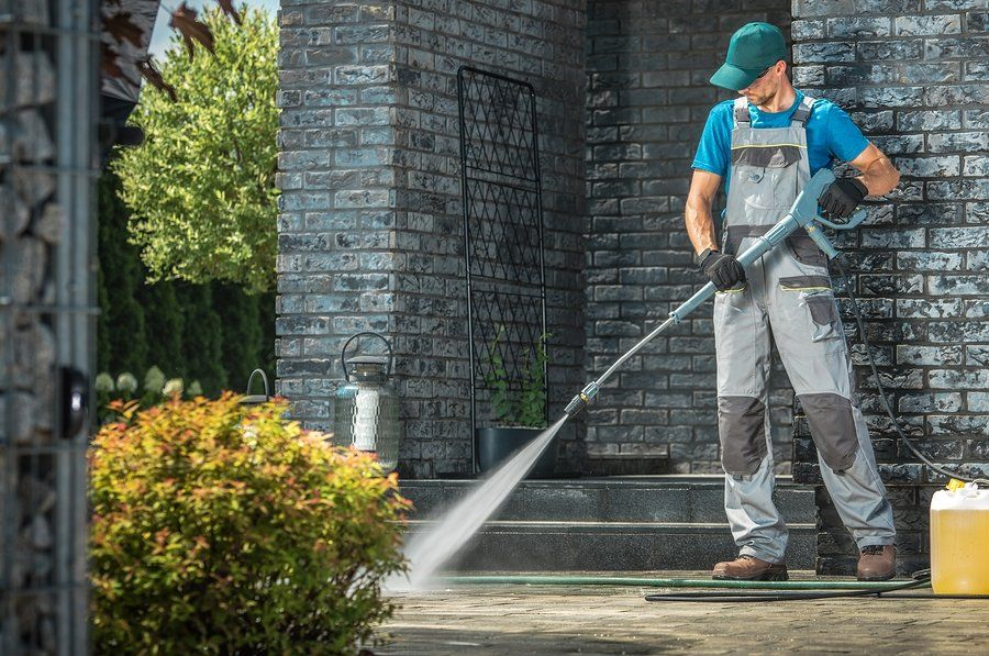 Patio & Driveway Cleaning Deal