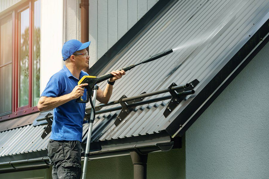 Roof Cleaning Moss Removal Deal