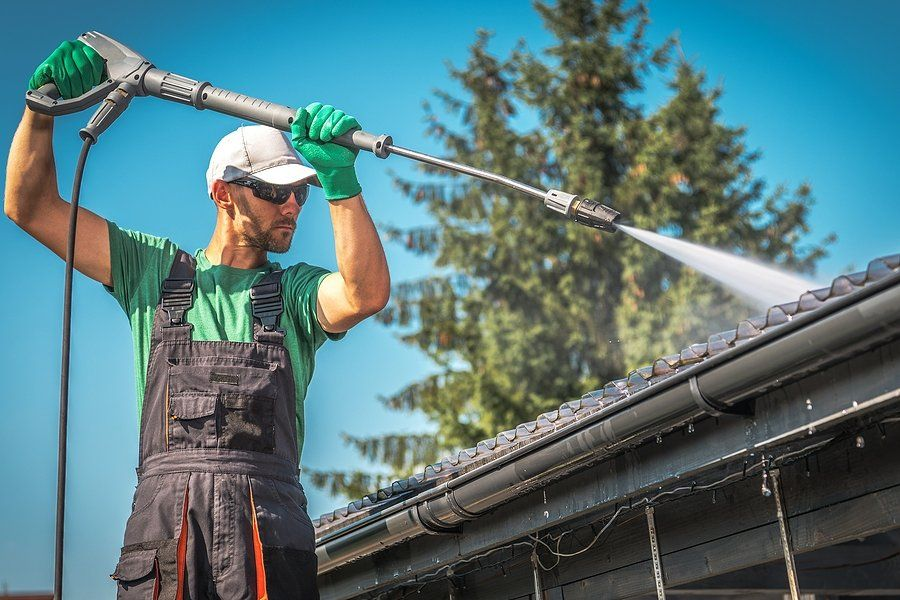 Roof Cleaning Moss Removal Hythe Hampshire
