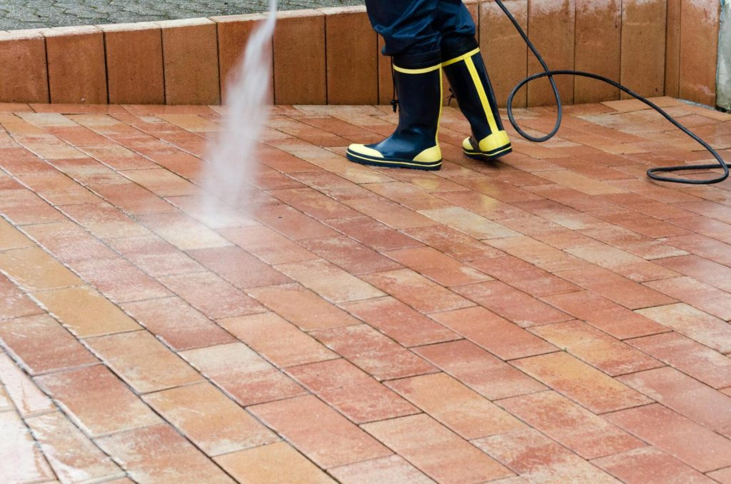 patio & driveway cleaning rochester