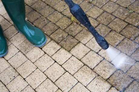 Patio & Driveway Cleaning Sheerness