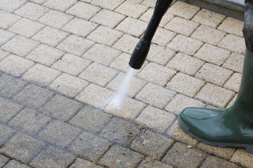 Patio & Driveway Cleaning Sittingbourne